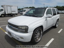 Used 2002 CHEVROLET TRAILBLAZER BG464666 for Sale for Sale