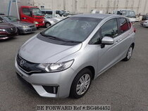 Used 2014 HONDA FIT BG464452 for Sale for Sale