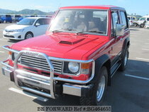 Used 1990 MITSUBISHI PAJERO BG464655 for Sale for Sale