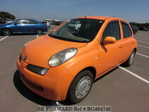 Used 2006 NISSAN MARCH BG464746 for Sale for Sale