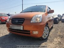 Used 2008 KIA MORNING (PICANTO) BG466537 for Sale for Sale
