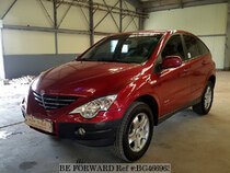 Used 2008 SSANGYONG ACTYON BG466963 for Sale for Sale