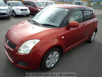 Used 2008 SUZUKI SWIFT BG466683 for Sale for Sale
