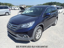 Used 2013 HONDA CR-V BG466749 for Sale for Sale