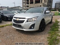 Used 2014 CHEVROLET CRUZE BG468711 for Sale for Sale