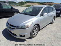 Used 2008 HONDA STREAM BG466783 for Sale for Sale