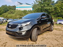 Used 2014 KIA SPORTAGE BG468720 for Sale for Sale