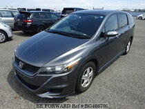 Used 2010 HONDA STREAM BG466700 for Sale for Sale