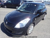 Used 2012 SUZUKI SWIFT BG466708 for Sale for Sale