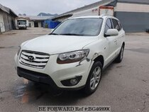 Used 2010 HYUNDAI SANTA FE BG468990 for Sale for Sale
