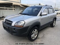 Used 2009 HYUNDAI TUCSON BG469967 for Sale for Sale