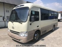 Used 2009 HYUNDAI COUNTY BG469981 for Sale for Sale