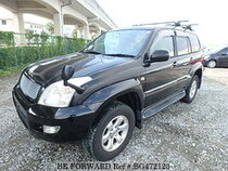 Used 2006 TOYOTA LAND CRUISER PRADO BG472123 for Sale for Sale