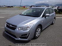 Used 2016 SUBARU IMPREZA SPORTS BG471851 for Sale for Sale