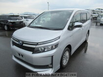 Used 2014 TOYOTA VOXY BG471930 for Sale for Sale