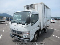 Used 2011 MITSUBISHI CANTER BG472982 for Sale for Sale