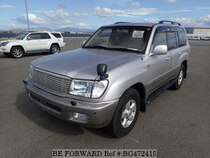 Used 1999 TOYOTA LAND CRUISER BG472415 for Sale for Sale