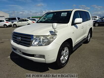 Used 2007 TOYOTA LAND CRUISER BG472411 for Sale for Sale
