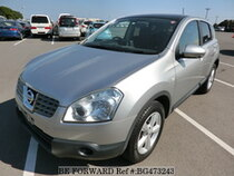 Used 2007 NISSAN DUALIS BG473243 for Sale for Sale