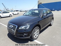 Used 2010 AUDI Q5 BG473903 for Sale for Sale