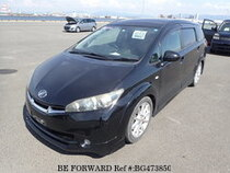 Used 2009 TOYOTA WISH BG473850 for Sale for Sale