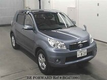 Used 2013 TOYOTA RUSH BG473991 for Sale for Sale
