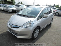 Used 2013 HONDA FIT HYBRID BG473573 for Sale for Sale