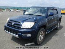 Used 2003 TOYOTA HILUX SURF BG473716 for Sale for Sale