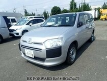 Used 2016 TOYOTA PROBOX VAN BG474475 for Sale for Sale