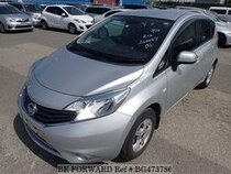 Used 2014 NISSAN NOTE BG473786 for Sale for Sale