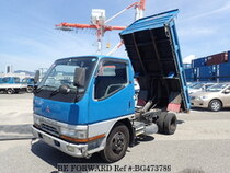 Used 1997 MITSUBISHI CANTER BG473789 for Sale for Sale