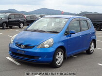 Used 2003 HONDA FIT BG473825 for Sale for Sale