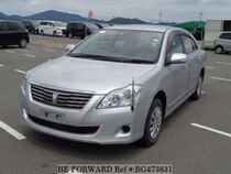Used 2007 TOYOTA PREMIO BG473831 for Sale for Sale