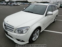 Used 2009 MERCEDES-BENZ C-CLASS BG473749 for Sale for Sale