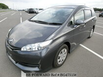Used 2014 TOYOTA WISH BG475156 for Sale for Sale