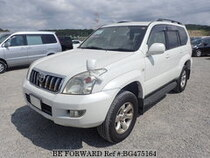 Used 2003 TOYOTA LAND CRUISER PRADO BG475164 for Sale for Sale
