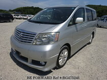 Used 2005 TOYOTA ALPHARD BG475249 for Sale for Sale