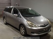 Used 2006 TOYOTA WISH BG475325 for Sale for Sale