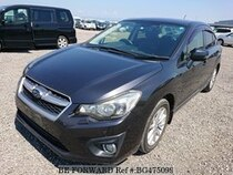 Used 2012 SUBARU IMPREZA G4 BG475099 for Sale for Sale