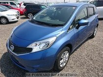 Used 2014 NISSAN NOTE BG475013 for Sale for Sale