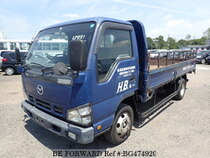 Used 2005 MAZDA TITAN BG474920 for Sale for Sale