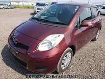 Used 2010 TOYOTA VITZ BG475031 for Sale for Sale