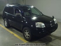 Used 2006 NISSAN X-TRAIL BG475290 for Sale for Sale