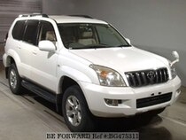 Used 2004 TOYOTA LAND CRUISER PRADO BG475311 for Sale for Sale
