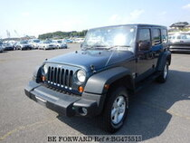 Used 2007 JEEP WRANGLER BG475515 for Sale for Sale