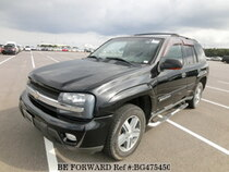 Used 2003 CHEVROLET TRAILBLAZER BG475450 for Sale for Sale