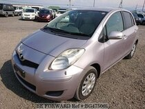 Used 2010 TOYOTA VITZ BG475069 for Sale for Sale