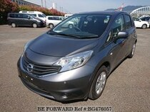 Used 2014 NISSAN NOTE BG476057 for Sale for Sale
