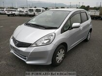 Used 2012 HONDA FIT BG476035 for Sale for Sale