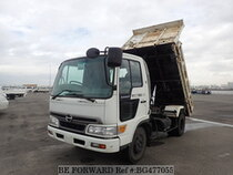 Used 1999 HINO RANGER BG477055 for Sale for Sale